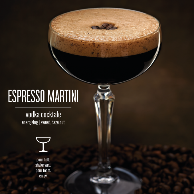 Espresso Martini Bottled Cocktail Mood