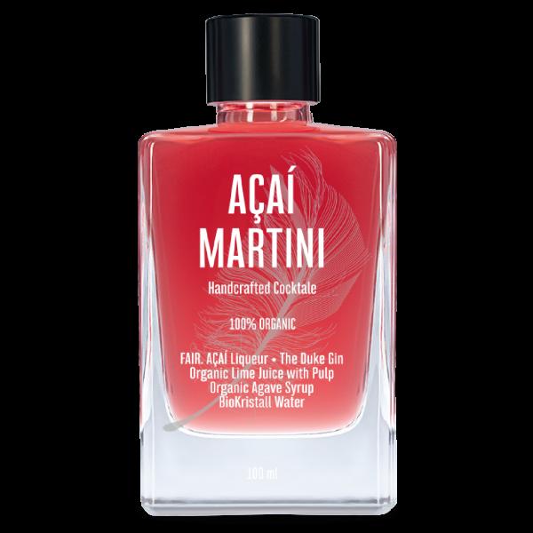 Cocktale • Açaí Martini • Bottled Cocktail