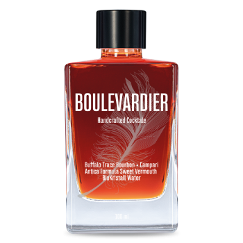 Cocktale • Boulevardier • Bottled Cocktail