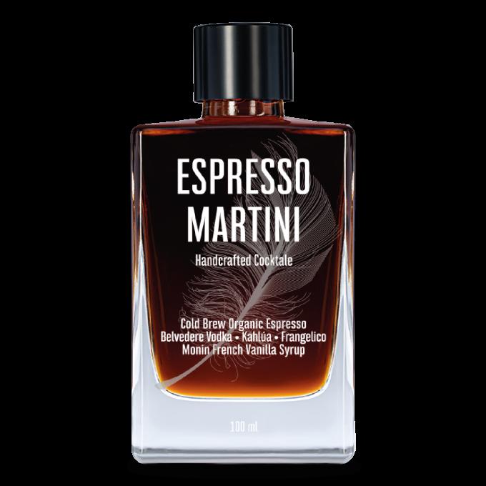 Cocktale • Espresso Martini • Bottled Cocktail