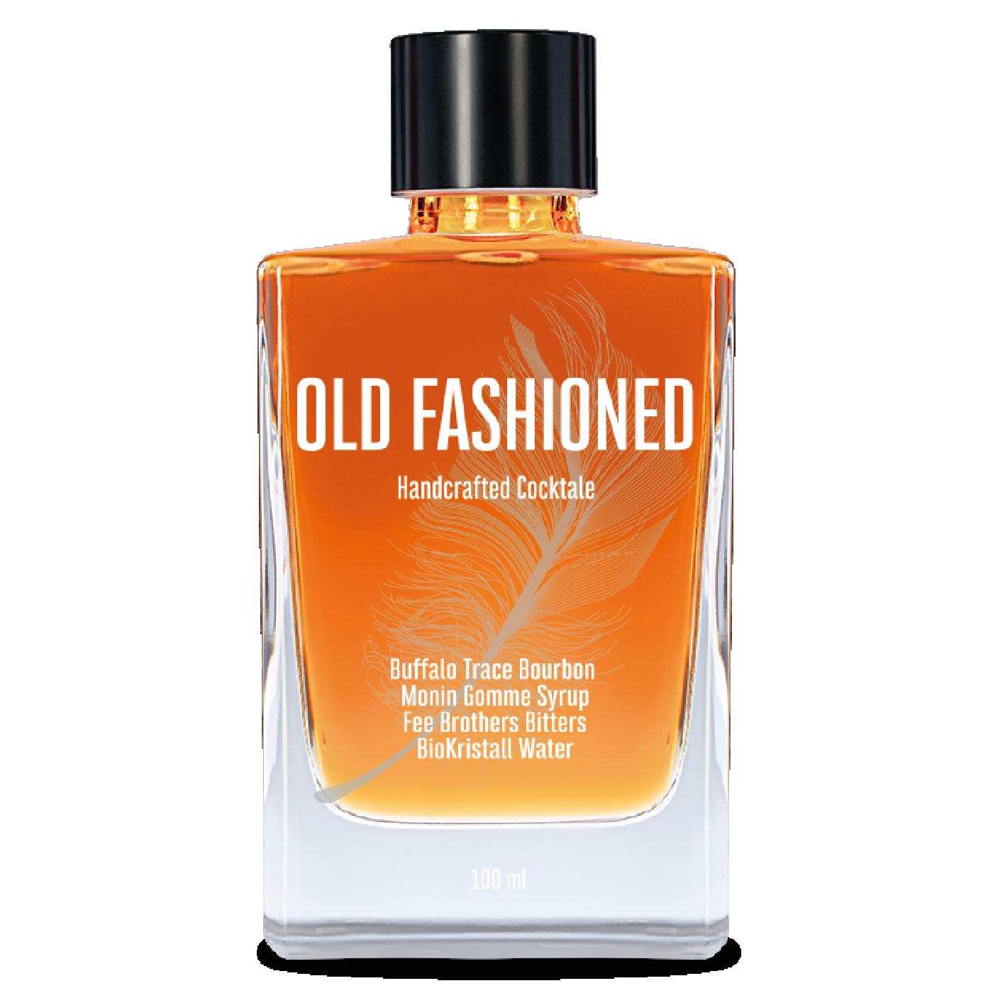 Cocktale • Old Fashioned • Bottled Cocktail