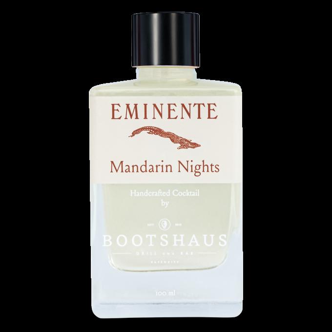 Rum Cocktail Mandarin Nights EMINENTE